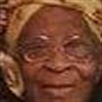Ms. Ella Mae Green