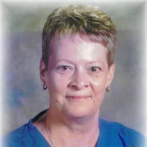 Peggy Sue McLain of Bethel Springs, Tennessee