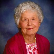 """Margaret """"Marge"""" J. Cornett"""