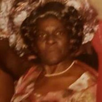 Mrs Willie Joe Jackson