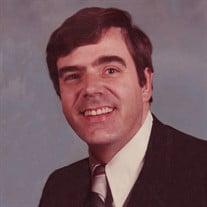 """Rev. Robert """"Bob"""" W. Beuscher"""