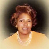 Mrs. Ellistene Sutton Jones Washington