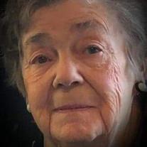 Betty Barbara Buckland