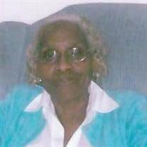 Mrs. Pearlie Elizabeth Melvin