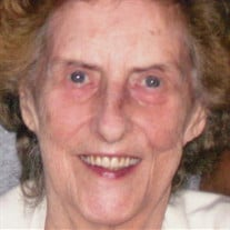 Elizabeth Ruth Pettigrew