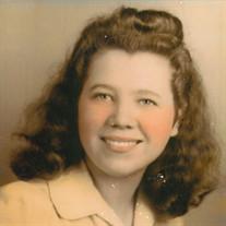 "Wilma M. ""Honey"" Seward"