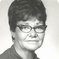 Margaret Frances Hendrix