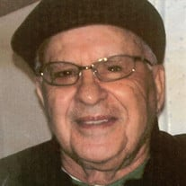 Mr.  Hilton Joseph Bouffanie