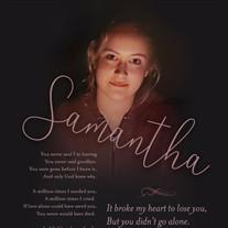 Samantha Scherer