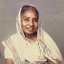 Nanduben Ishwarbhai Patel