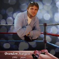 Brandon Phillip Hargett