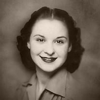 Betty Louise Martin