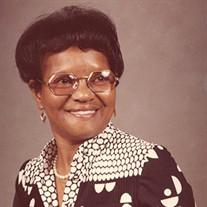 Mrs. Minnie Ola Blake