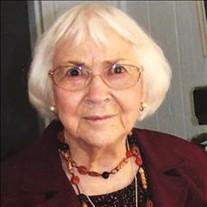 Ida Edith Foster