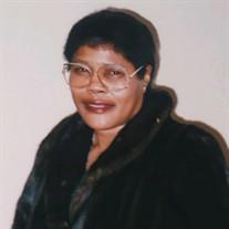 Alvia Lene (Williams) Pruitt
