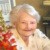 Betty Inez Vanselow
