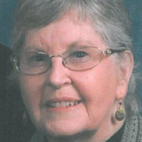 Louise Augusta Alderman