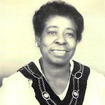 Ms. Constance Yvonne Buxton