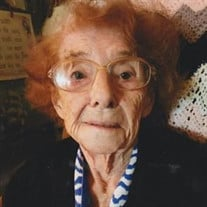 Alice M. Hall