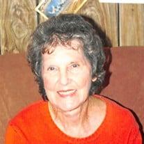 Margaret Elizabeth  Brady Chapman