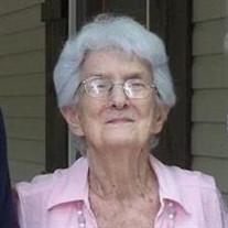 Mrs. Doris Gibby Pressley