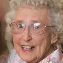 Idabel Mae Hartman