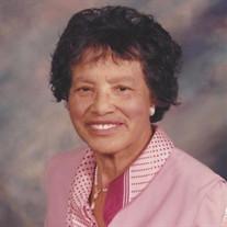 Deaconess Mamie Jones Bradby