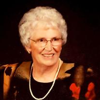 Mrs. Elease Evans Lancaster