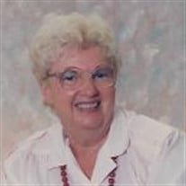 Alice M  Blackall