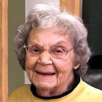 Elynor Genevieve Bagstad