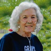 """Polly Jewel """"Grams"""" Norman Norton"""