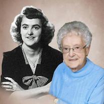 """Donalda """"Donna"""" Margaret Veitch"""