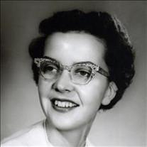 Violet M Anderson