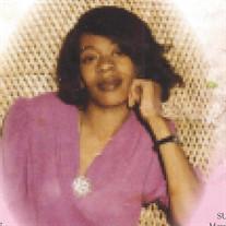 Mrs. Clara Mae Teague