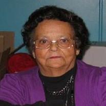 Patricia  Louise Barnes Allen