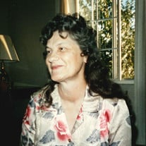 """Frances """"Lorene"""" Eaker"""
