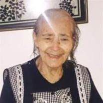 Maria Del Refugio Bustos-Bahena