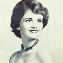 Mrs. Peggy Joyce Bowen