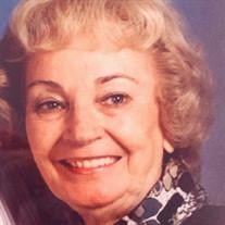Bessie Dean Webb