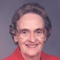 Annie Christian Cole