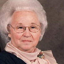 Doris Jeanette (Arnn) Jones