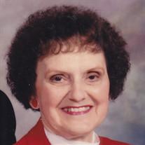 Louise V. Hunker