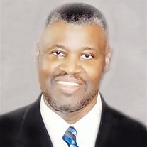 Deacon Tommie Orange, Jr.