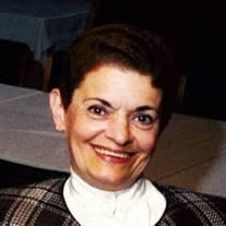 Mary Louise  Bressan (Buccigrossi)