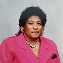 Mrs. Lillie Ann Forte