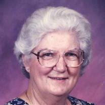 """Wanda """"Pat"""" Jean Ball"""