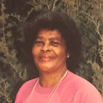 Mrs. Stella Mae Allison