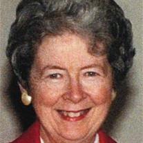 """Christine """"Chris"""" E. Bogert"""
