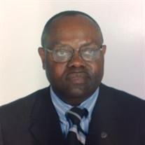 Rev. A. Mutombu Kayij