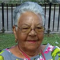Luz Maria Pedraza